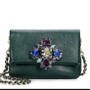[juicy couture]Scarlett luxe rocks embellished bag